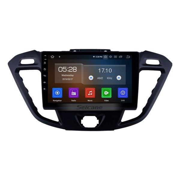 2017 Ford JMC Tourneo Connect Low Version 9 inch Android 9.0 Radio HD Touchscreen GPS Navi Stereo with USB FM RDS WIFI Bluetooth support SWC DVD Playe 4G