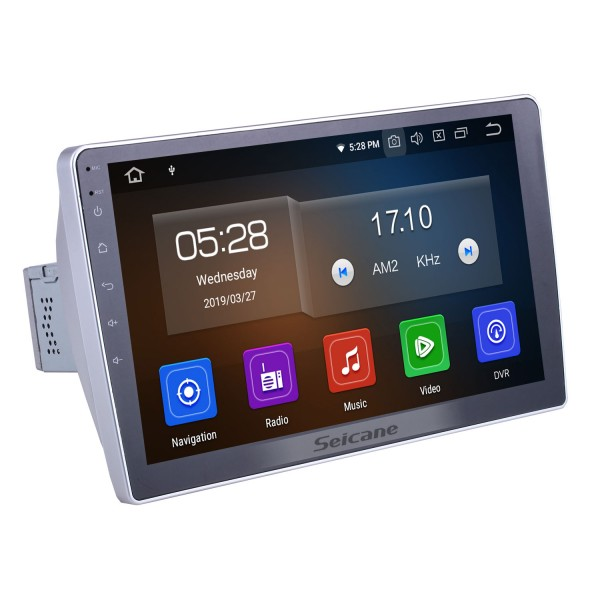 10.1 inch For 2015 2016 2017 Dongfeng Ruiqi Radio Android 10.0 GPS Navigation System Bluetooth HD Touchscreen Carplay support Digital TV
