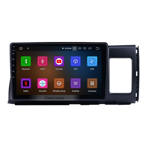 Android 10.0 For 2006 Toyota Wish Radio 10.1 inch GPS Navigation System Bluetooth HD Touchscreen Carplay support DSP SWC