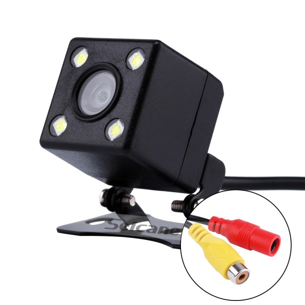 Seicane Hot Selling HD High definition 170 Degree Wide Angle Vision for Parking Car Reverse Rear View Backup Camera