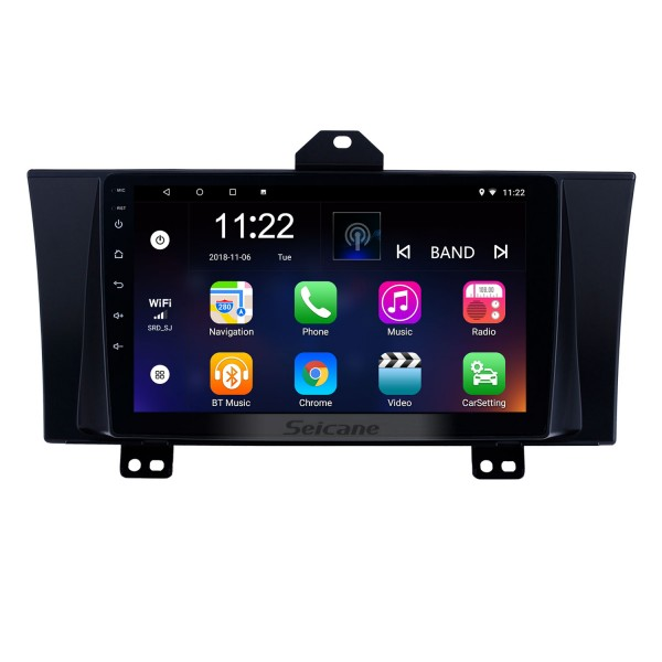 9 inch Android 10.0 GPS Navigation Radio for 2012-2015 Honda Elysion With HD Touchscreen Bluetooth USB support Carplay TPMS