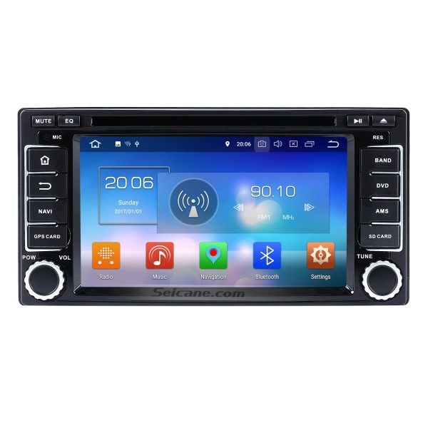 OEM Android 8.0 2008-2013 Subaru Forester Impreza Radio Bluetooth GPS Navigation DVD Player Car Stereo Support 1080P Video Backup Camera Steering Wheel Control