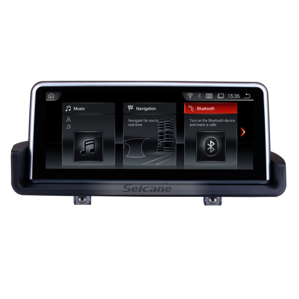 10.25 Inch Android 8.1 2006-2012 BMW E90 E91 E92 E93 Car Stereo Radio Head Unit GPS Navigation System Bluetooth Support USB WIFI Rearview Camera Steering Wheel Control