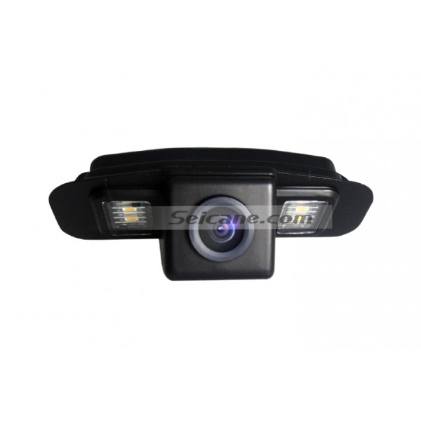 Hot selling 2008-2012 Old Honda SPIRIOR Car Rear View Camera with four-color ruler and LR logo Night Vision free shipping