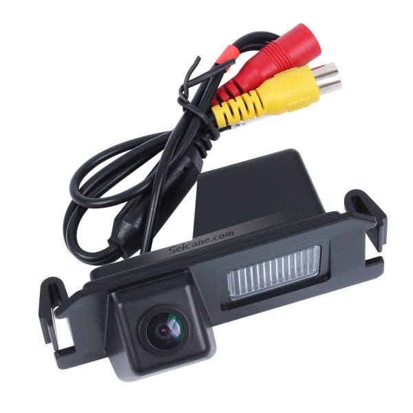 170° HD Waterproof Blue Ruler Night Vision Car Rear View Camera for Hyundai I30L ROHENS-Coupe Hyundai Veloster free shipping