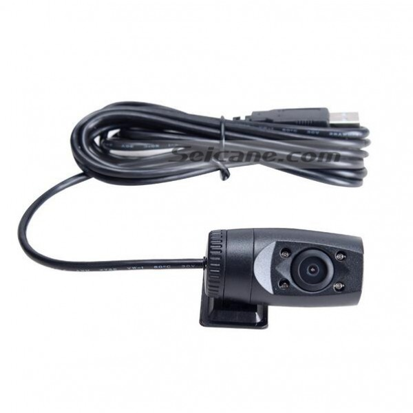Universal Mini HD Night Vision USB Car DVR Camera Car DVR for Android 4.2/Android 4.4/Android 5.1 with RK3066/RK3188/R16 CPU