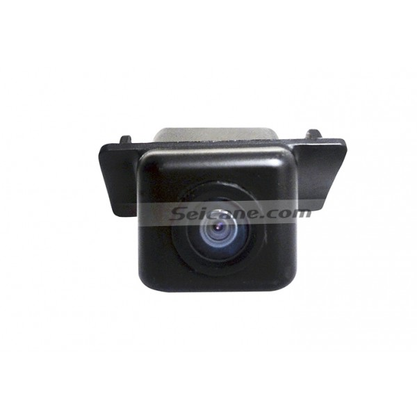 Hot selling 2006-2008 Toyota CAMRY 5 Car Rear View Camera with four-color ruler and LR logo Night Vision free shipping