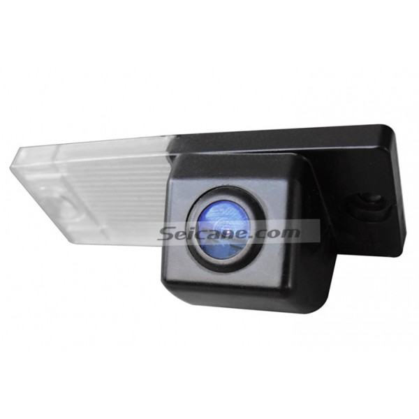 HD Wired Car Parking Backup Reversing Camera for 2008-2013 KIA CERATOWaterproof Blue Ruler Night Vision free shipping