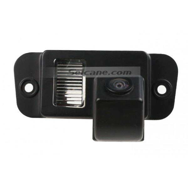 HD 600 TV Lines Wired Car Parking Backup Reversing Camera for Ssangyong ActYon Waterproof Night Vision free shipping