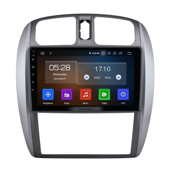 9 inch Android 10.0 For 2002-2008 Mazda 323/09/FAW Haima Preema/Ford Laser Radio GPS Navigation System with HD Touchscreen Bluetooth Carplay support OBD2
