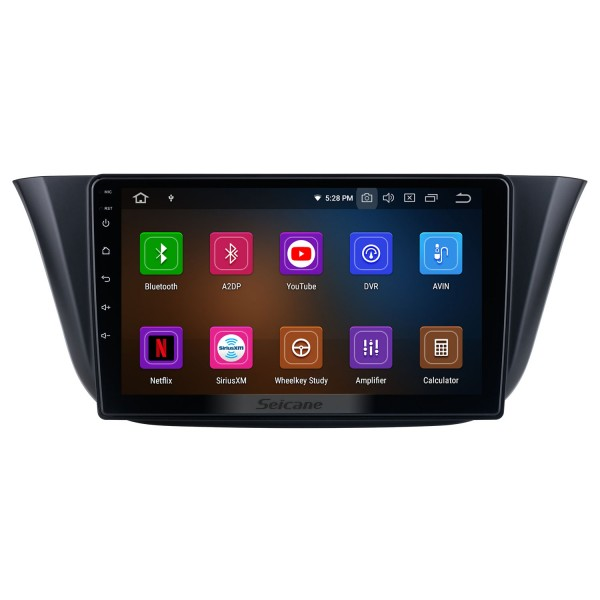 9 inch For 2014 Iveco DAILY Radio Android 10.0 GPS Navigation System with USB HD Touchscreen Bluetooth Carplay support OBD2 DSP