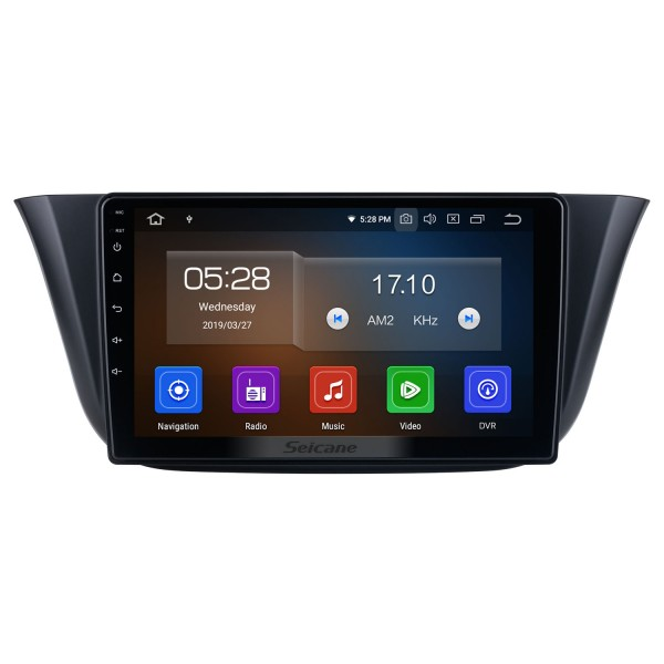 Android 10.0 For 2014 Iveco DAILY Radio 9 inch GPS Navigation System with Bluetooth HD Touchscreen Carplay support DSP