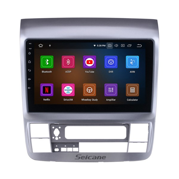 Android 10.0 For 2003 2004-2007 Toyota Alphard Radio 9 inch GPS Navigation System with Bluetooth HD Touchscreen Carplay support OBD2 DSP