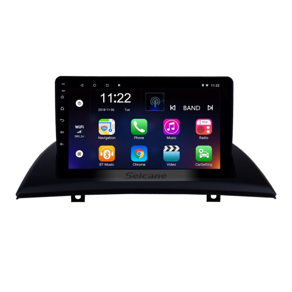 HD Touchscreen Android 10.0 9 inch for 2004 2005 2006-2012 BMW X3 E83 2.0i 2.5i 2.5si 3.0i 3.0si 2.0d 3.0d 3.0sd GPS Navigation System Radio with Bluetooth support Carplay