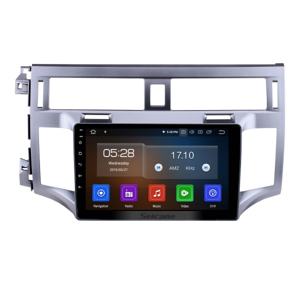 OEM Android 10.0 HD Touchscreen 9 Inch Car Multimedia Player for 2006 2007 2008 2009 2010 TOYOTA AVALON with Bluetooth GPS Navi Auto Radio Steering Wheel Control Rearview 4G WIFI