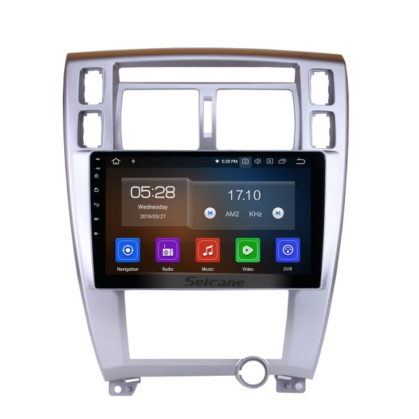 10.1 inch HD Touchscreen Android 10.0 Radio for 2006-2013 Hyundai Tucson GPS Navigation Bluetooth FM Wifi USB Carplay SWC Backup Camera