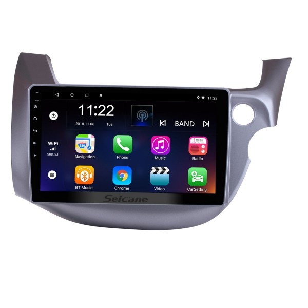 Android 10.0 2007-2013 HONDA FIT JAZZ RHD 10.1 inch Radio GPS Navigation Head Unit Touch Screen Bluetooth Music WiFi OBD2 Mirror Link Rearview Camera Video AUX DVR