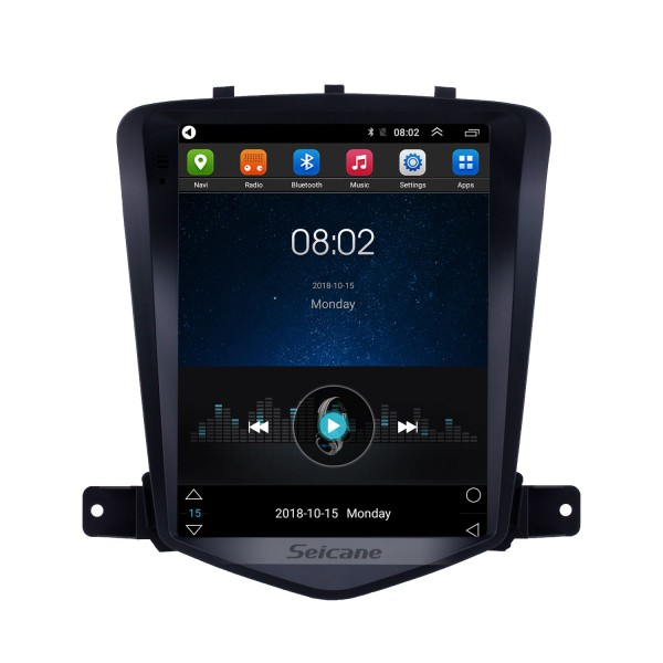 OEM 9.7 inch Android 9.1 2008-2013 chevy Chevrolet Classic Cruze GPS Navigation Radio with Touchscreen Bluetooth WIFI support TPMS Carplay