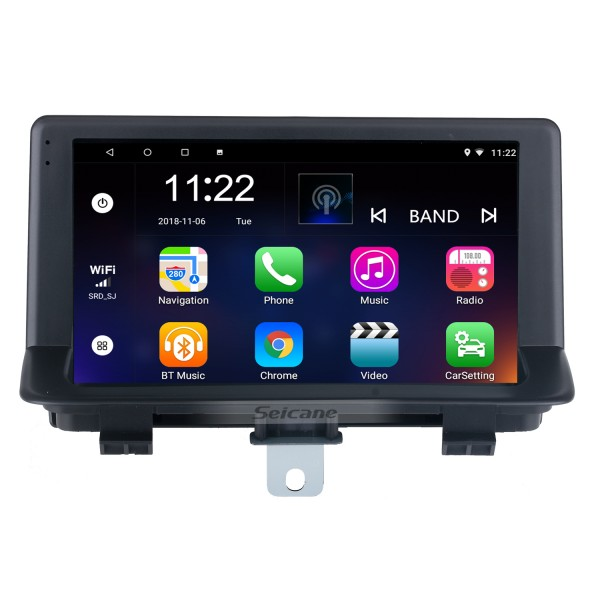 2013-2017 AUDI Q3 Android 10.0 9 inch HD Touchscreen Bluetooth GPS Navigation system auto Radio support 3G WIFI Rearview Camera DAB+ DVR Digital TV Steering Wheel Control OBD2