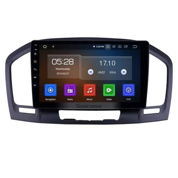 2009-2013 Buick Regal Android 10.0 9 inch GPS Navigation Radio Bluetooth HD Touchscreen USB Carplay Music support TPMS DAB+ 1080P Video Mirror Link