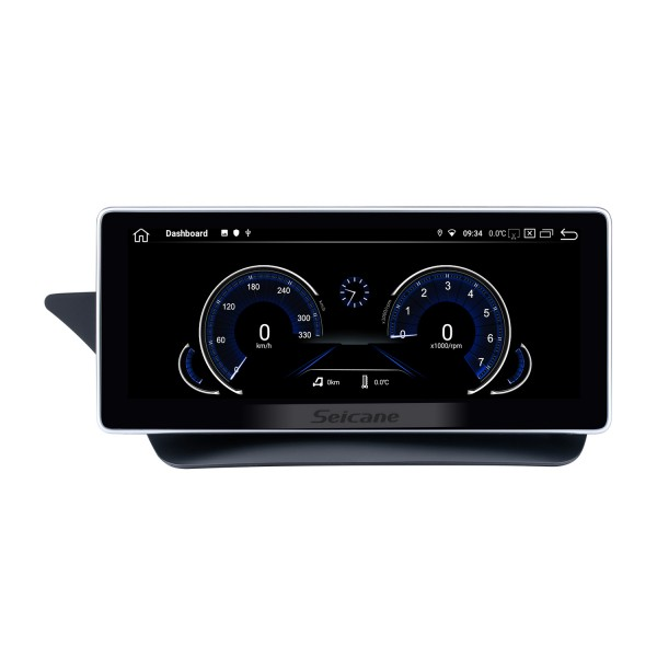 10.25 inch Andriod 10.0 HD Touchsreen 2010-2015 Mercedes Benz E Class sedan Left-hand Driving W212  E180 E200 E260 E300 E320 E350 E400 E500 E550 E63AMG GPS Navigation System with Bluetooth support Carplay