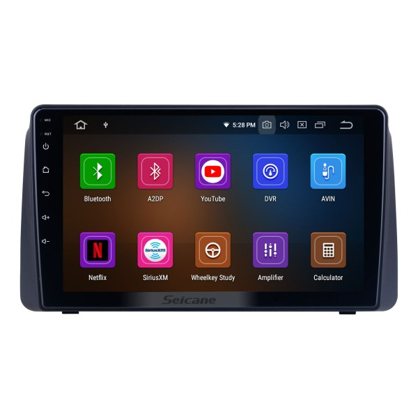 9 inch Android 10.0 For 2011 Chrysler Grand Voyager Radio GPS Navigation System with HD Touchscreen Bluetooth Carplay support OBD2