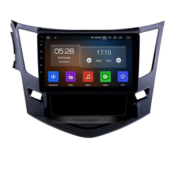 Android 10.0 9 inch GPS Navigation Radio for 2012-2016 BYD Surui with HD Touchscreen Carplay Bluetooth support Digital TV