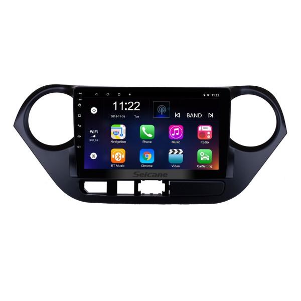 All-in-one Android 4.4.4 2013-2016- HYUNDAI I10 Grand i10 RHD radio GPS CD DVD Player Auto AV System Touch Screen Bluetooth WiFi 3G Mirror Link OBD2 Steering Wheel Control