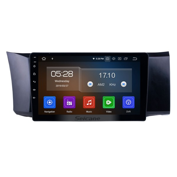 Android 10.0 For 2013-2014 Toyota 86 LHD 9 inch GPS Navigation Radio Bluetooth HD Touchscreen USB Carplay support DVR DAB+ OBD2 SWC