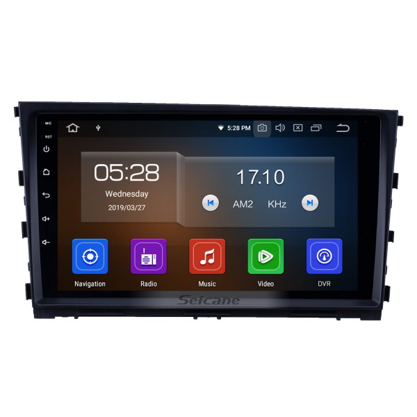 OEM 9 inch Android 10.0 Radio for 2013-2016 Hyundai MISTRA Bluetooth Wifi HD Touchscreen Music GPS Navigation Carplay support DAB+ Rearview camera