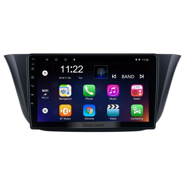 OEM 9 inch Android 10.0 for 2014 Iveco DAILY Radio with Bluetooth HD Touchscreen GPS Navigation System support Carplay DAB+