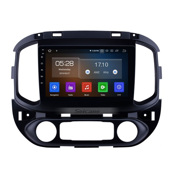 Android 10.0 9 inch GPS Navigation Radio for 2015-2017 chevy Chevrolet Colorado with HD Touchscreen Carplay Bluetooth support Digital TV