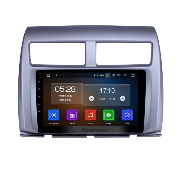 Android 10.0 9 inch GPS Navigation Radio for 2015-2017 Proton Myvi with HD Touchscreen Carplay Bluetooth support Digital TV