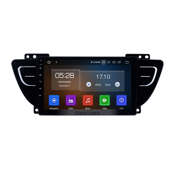 Android 10.0 for 2016 2017 2018 Geely Boyue Radio 9 inch GPS Navigation with HD Touchscreen Carplay Bluetooth support Digital TV