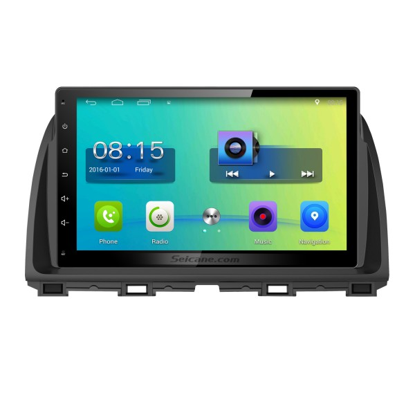 10.1 inch 2016 Peugeot 308 Android 6.0 Radio GPS Navigation system Support Canbus Bluetooth Music USB 1080P Video 3G WIFI OBD2 Mirror Link Rearview