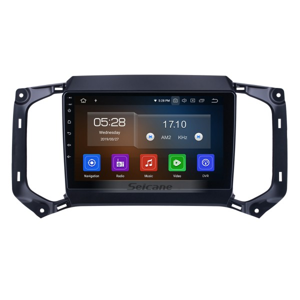 HD Touchscreen 9 inch Android 10.0 for 2017 Chevy Chevrolet Colorado Radio GPS Navigation System Bluetooth Carplay support Backup camera