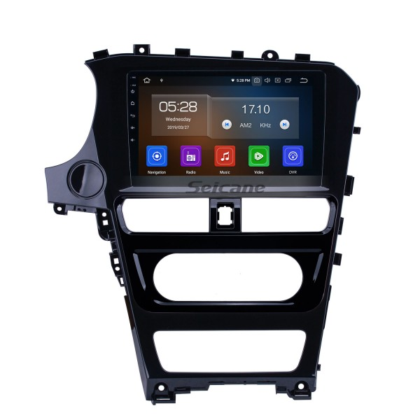 OEM 10.1 inch Android 10.0 for 2018-2019 Venucia T70 Low Version Bluetooth HD Touchscreen GPS Navigation Radio Carplay support TPMS