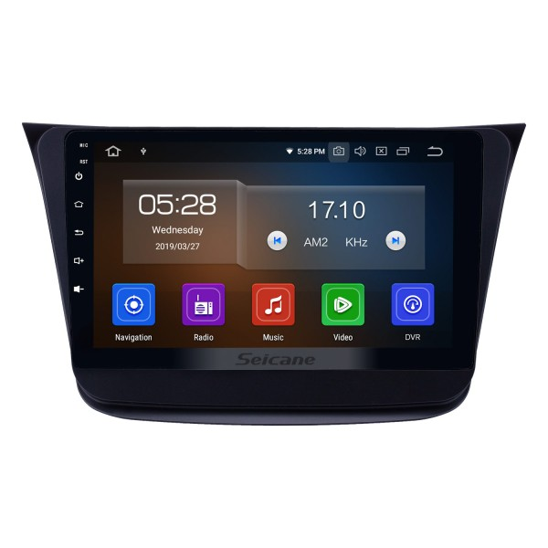 HD Touchscreen 2019 Suzuki Wagon-R Android 10.0 9 inch GPS Navigation Radio Bluetooth USB Carplay WIFI AUX support DAB+ Steering Wheel Control