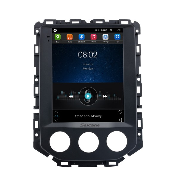 2020 SGMW BaoJun 530 9.7 inch Android 9.1 GPS Navigation Radio with HD Touchscreen Bluetooth WIFI AUX support Carplay Rearview camera
