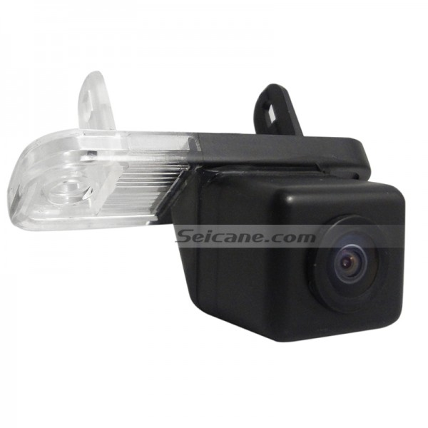 Hot selling 2008-2012 Mercedes-Benz CLS Car Rear View Camera with four-color ruler and LR logo Night Vision free shipping
