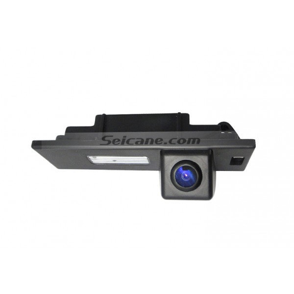 Hot selling 2010-2013 BMW I20 I16 I18 MINI ONE Car Rear View Camera with four-color ruler and LR logo Night Vision free shipping