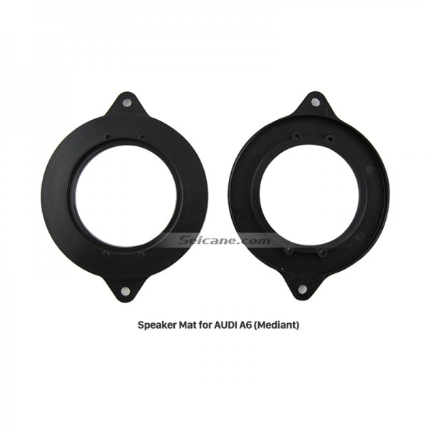 Center Modification Plates Bracket Speaker Mat for AUDI A6