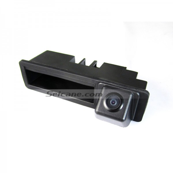HD 600 TV Lines Wired Car Parking Backup Reversing Camera for 2008-2011 Audi A6L Night Vision Waterproof free shipping