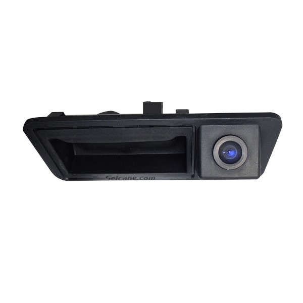 HD Wired Car Parking Backup Reversing Camera for 2011-2013 VW Volkswagen Touareg 2012-2013 Sharan Waterproof four-color ruler and LR logo Night Vision free shipping