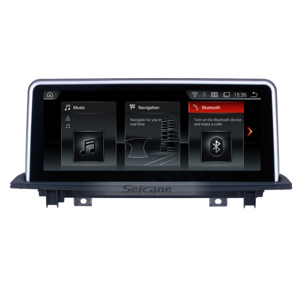 For BMW X1 F48(2016-2017) NBT Radio 10.25 inch Android 10.0 HD Touchscreen GPS Navigation System with Bluetooth support Carplay SWC