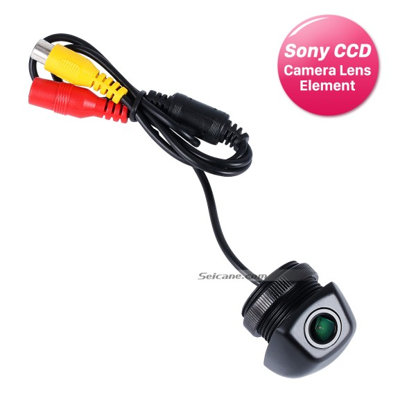HD 600 TV Lines Wired Car Parking Backup Reversing Camera for BMW 3  Waterproof Night Vision free shipping