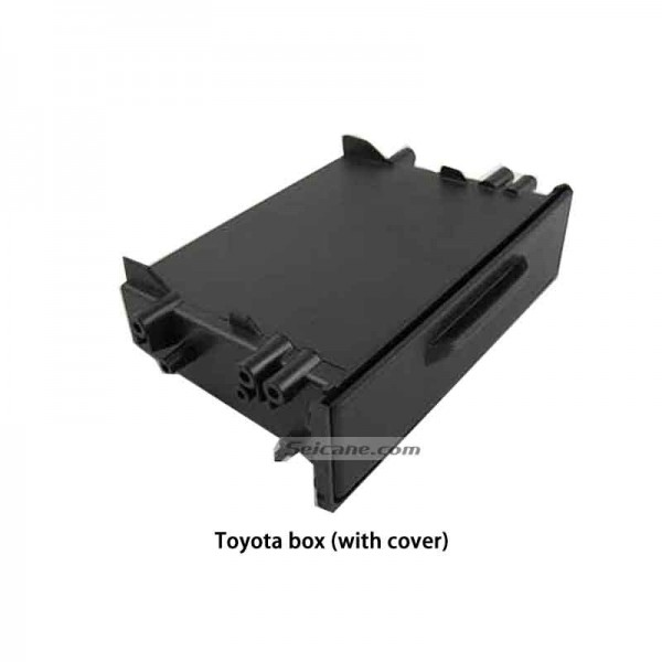 Multi-purpose Storage Content Shelf Container Free Box with cover for Toyota