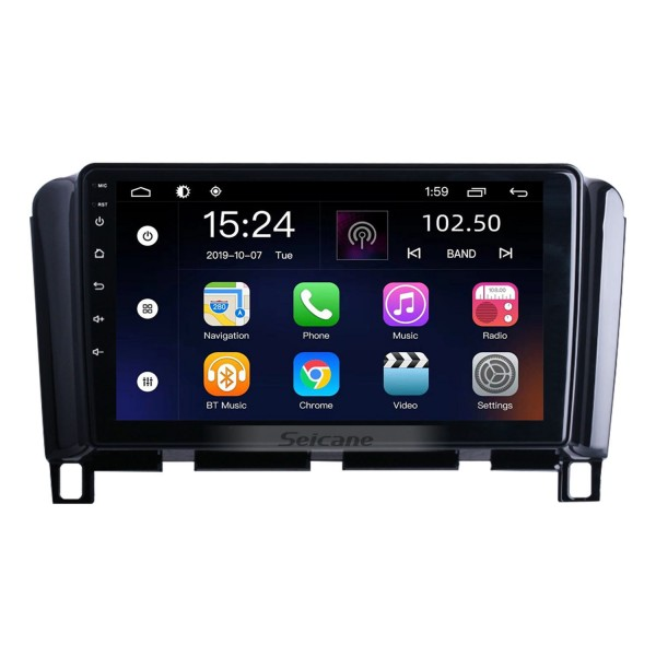 9 inch Android 10.0 for Nissan Serena C26 Radio GPS Navigation System With HD Touchscreen WIFI Bluetooth support Carplay OBD2