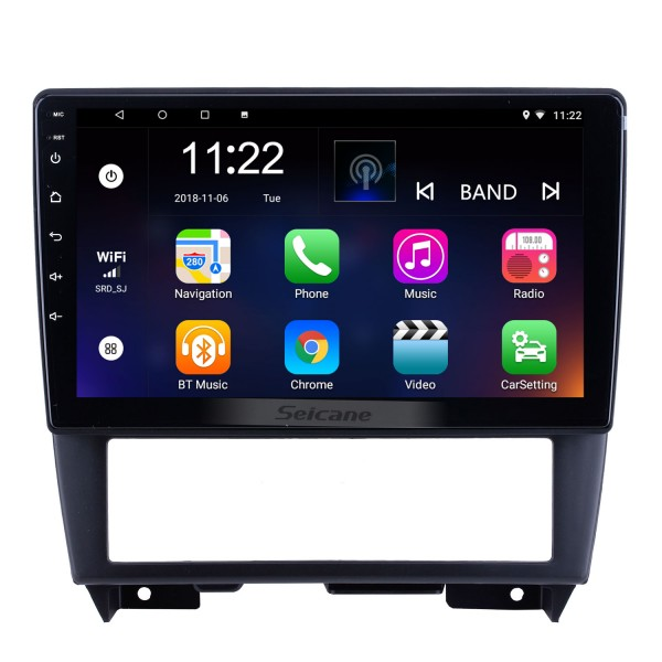 For 1994 1995 1996 1997 Nissan Cefiro(A32)Radio 9 inch Android 10.0 HD Touchscreen GPS Navigation with Bluetooth support Carplay SWC