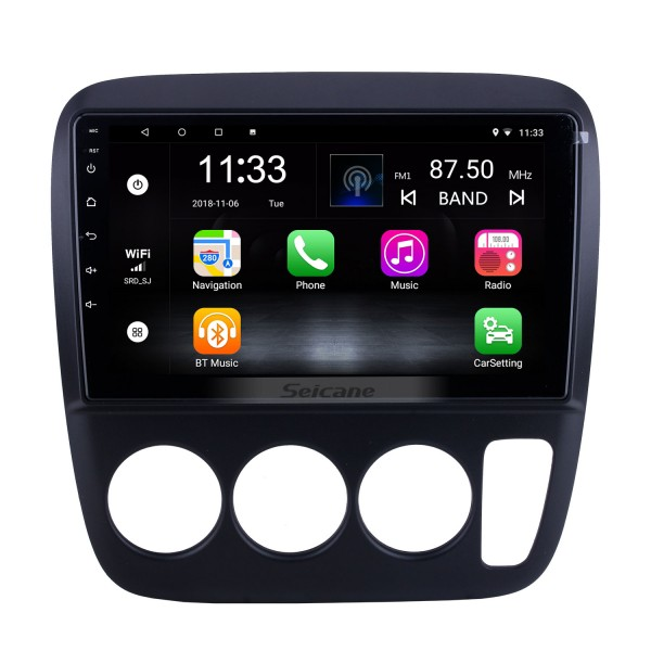 OEM 9 inch Android 10.0 for 1998 1999 2000 Honda CR-V Performa RHD Radio Bluetooth HD Touchscreen GPS Navigation System support Carplay TPMS